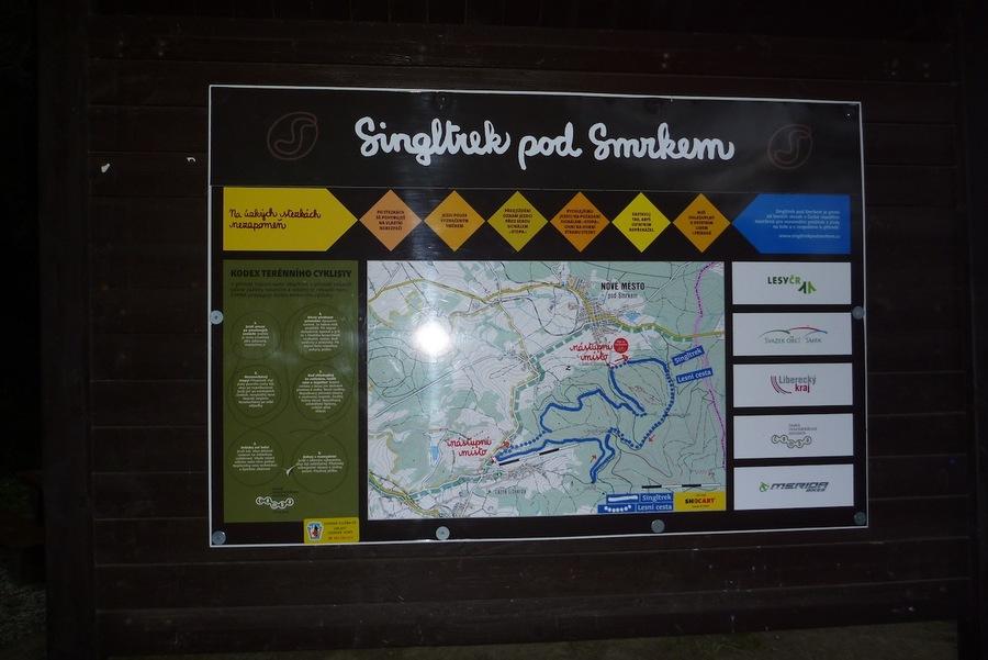 single track ski areál harrachov cyklotrasy ubytování webkamera